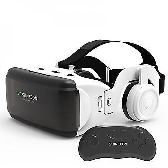 Vrshinecon G06 Vr Headset For Phone Virtual Reality Goggles(G06E B01)