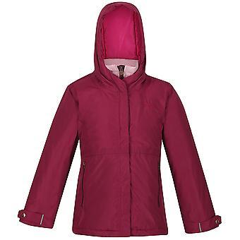 Regatta Girls Benazira Waterproof Hooded Jacket Coat