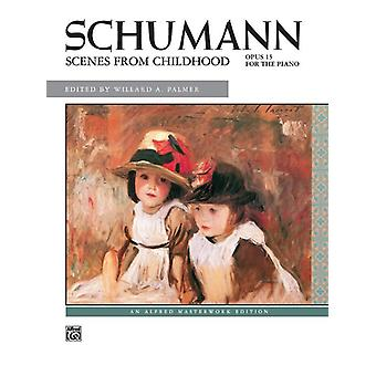 Schumann: Scenes from Childhood Op.15. Book only