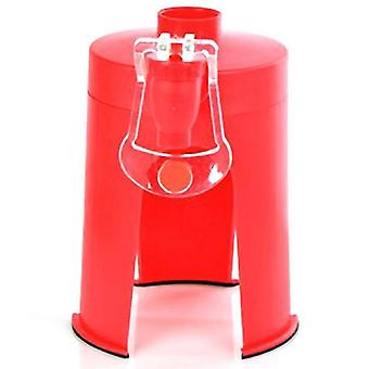 Drinking fountains plastic mini hand pressure type inverted drinking fountain coke bottle pump to water drinking water