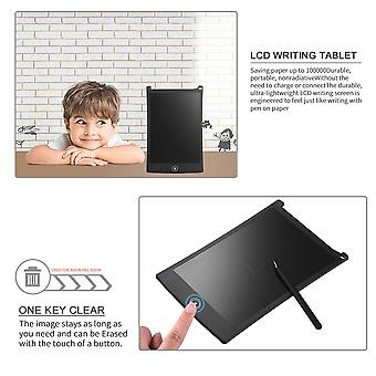 """8,5 """"LCD Ewriter Tablet Writting Drawing Pad Memo Message Board Notepad Stylus"""