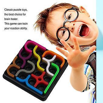 Crazy Curves Kinderen Vroeg onderwijs ontwikkelen Puzzle Board Kids Educationa Toy