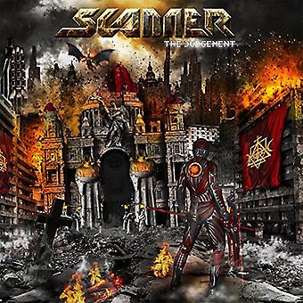 Scanner - The Judgement [CD] USA import