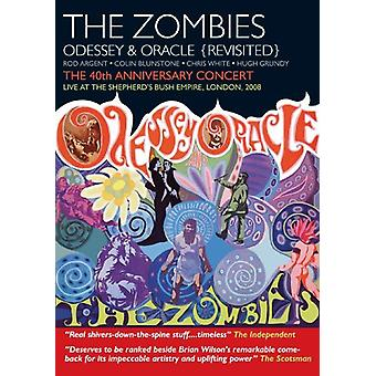 Zombies - Odessey & Oracle: The 40th Anniversary Concert [DVD] USA import