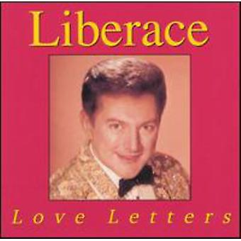 Liberace - Love Letters [CD] USA import