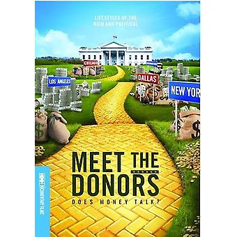Meet the Donors: Does Money Talk [DVD] USA import
