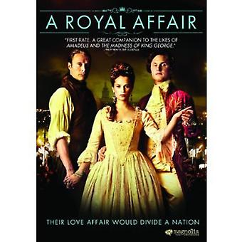 Affaire Royal [DVD] USA import