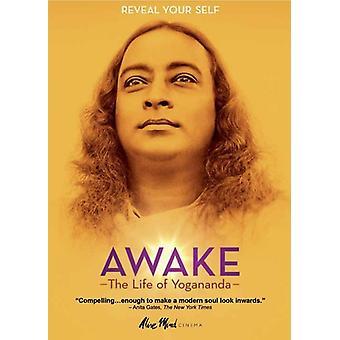 Awake: The Life of Yogananda [DVD] USA import