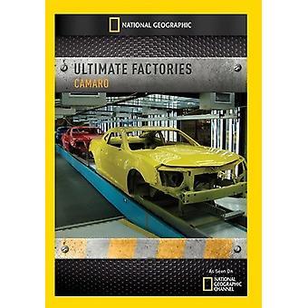 Ultimative Fabriken: Camaro [DVD] USA importieren