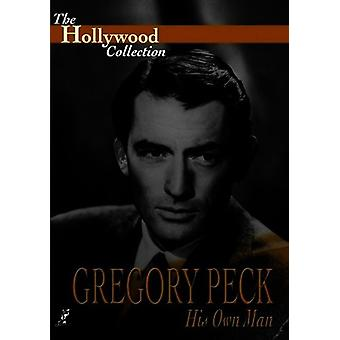 Gregory Peck - Gregory Peck: His Own Man [DVD] USA import