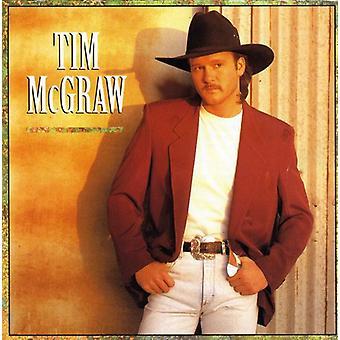 Tim McGraw - Tim McGraw [CD] USA import