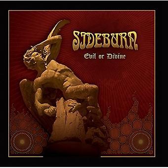 Sideburn - Evil or Divine [CD] USA import