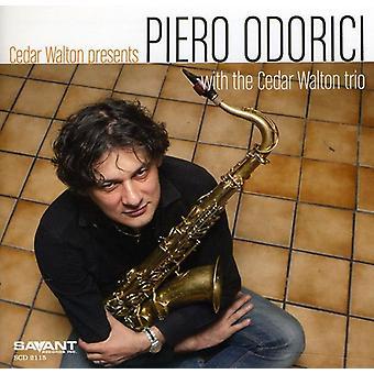 Piero Odorici - Cedar Walton Presents Piero Odorici [CD] USA import