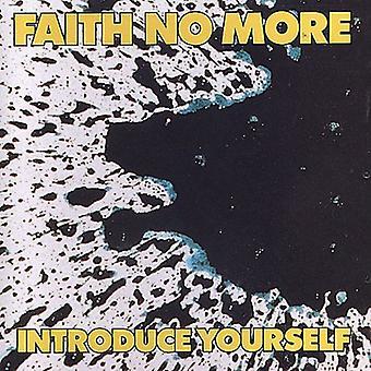 Faith No More - presentera dig själv [CD] USA import