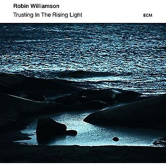 Robin Williamson - Trusting in the Risi [CD] USA import