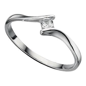 925 серебряные одиночное кольцо