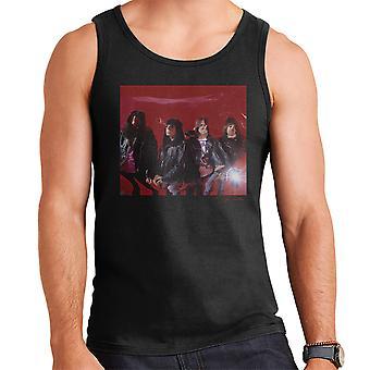 Colete de Ramones Mondo Bizarro álbum capa Outtake masculino