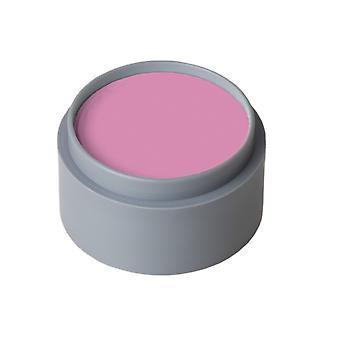 Maquillage et cils eau filles maquillage rose chaud pur