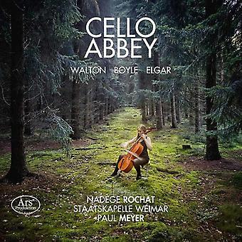 Boyle / Rochat / Meyer - Cello Abbey [SACD] USA import