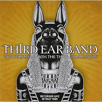 Third Ear Band - New Forecasts From the Third Ear Almanac [CD] USA import