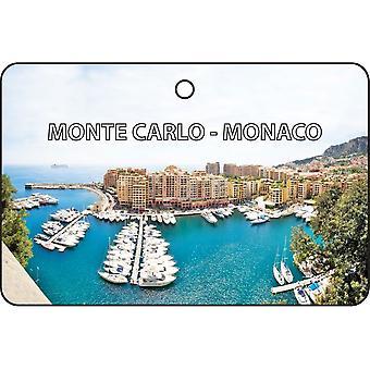 Monte Carlo - Monaco Car Air Freshener