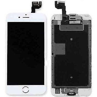 Pre-montado Iphone 6S PLUS LCD pantalla-A +-blanco & herramientas