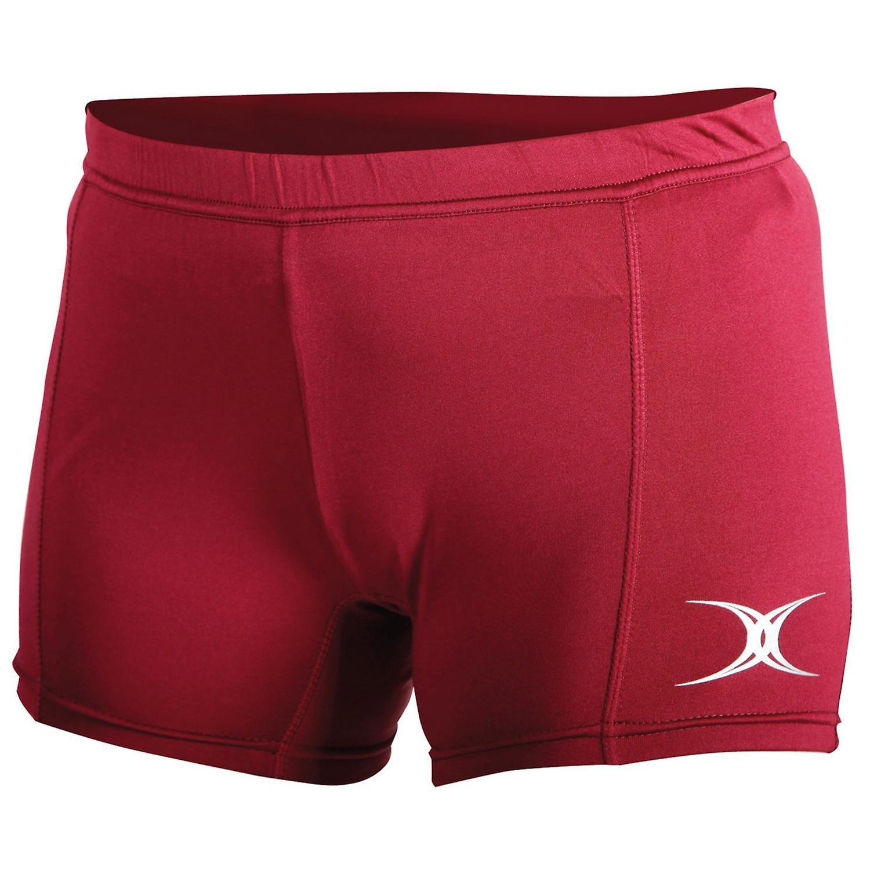 Gilbert Netball Womens/Ladies Eclipse Sports Shorts