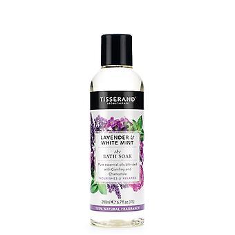 Tisserand Lavender & White Mint Bath Soak