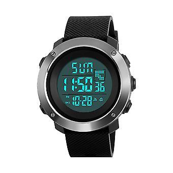 SKMEI Extra grande pantalla Reloj Digital 50m deportes reloj cronómetro y alarma Reino Unido 1267
