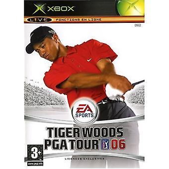Tiger Woods PGA Tour 06-XBOX-PAL-nieuw