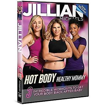 Hot Body Healthy Mommy [DVD] USA import