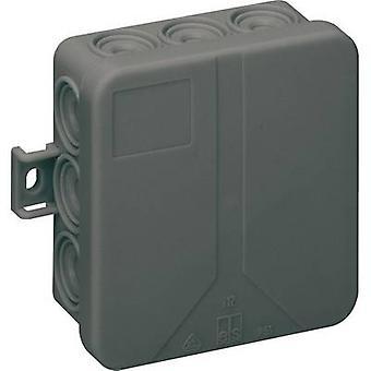 Spelsberg 33221201 Joint box (L x W x H) 85 x 85 x 37 mm Black IP55