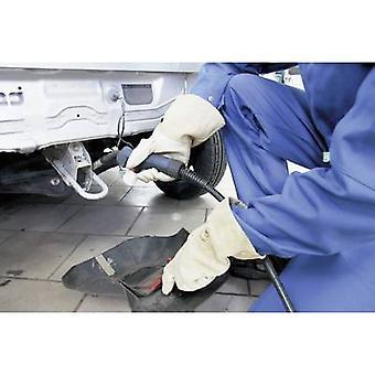 L+D worky Kombi-F 1811 Full-grain cowhide Welding gloves Size (gloves): 10, XL EN 12477-A, EN 388 , EN 407 CAT II 1 Pair