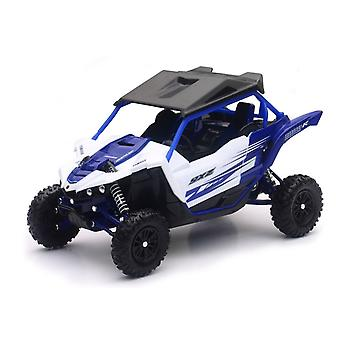 1:18 Scale Die-Cast Yamaha YXZ1000R, Blue