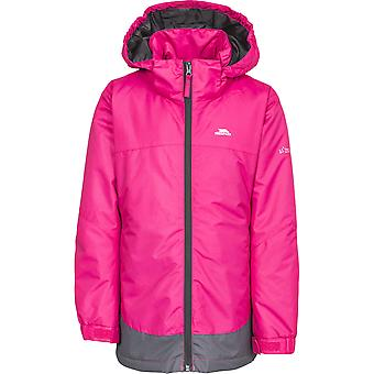 Trespass Girls Rhina Waterproof Windproof Insulated Warm Jacket Coat