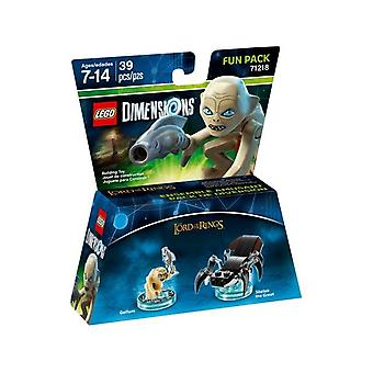 LEGO 71218 Lord of the Rings Gollum Pret Pakket