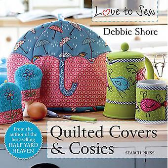 Acolchoado capas & Cosies por Debbie Shore - livro 9781782212546