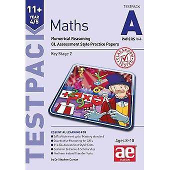 11 + الرياضيات السنة 4/5 تيستباك أوراق 1-4-الجمعية Gl الاستدلال العددي
