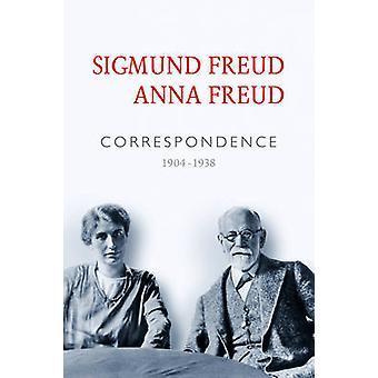 Corrispondenza - 1904-1938 da Sigmund Freud - Anna Freud - Nick Somers