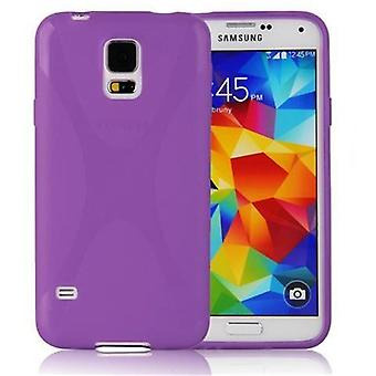 Case for Samsung Galaxy S5 / S5 NEO Flexible TPU Silicone Phone Case - Cover - ultra slim