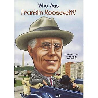 Wer war Franklin Roosevelt?