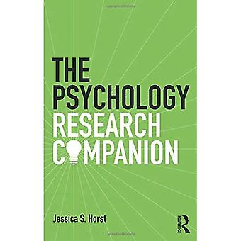 The Psychology Research Companion: From student project to working life