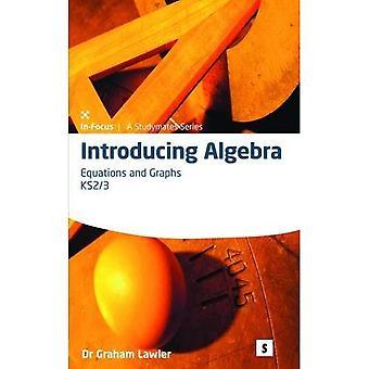 Invoering van Algebra 4:4: vergelijkingen en grafieken