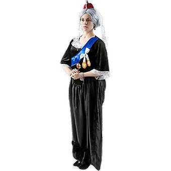 Orion Costumes Womens Queen Victoria Fancy Dress Costume