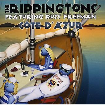 Rippingtons - Cote D'Azur [CD] USA import