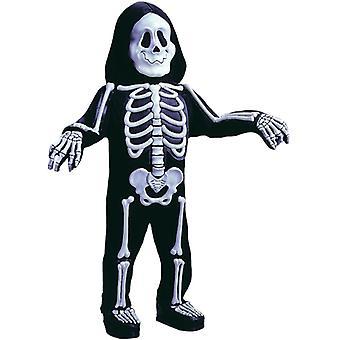 Classic Skeleton Toddler Costume
