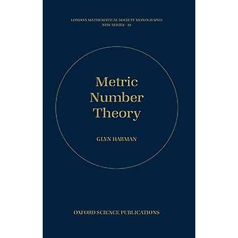 Metric Number Theory by Harman & G.