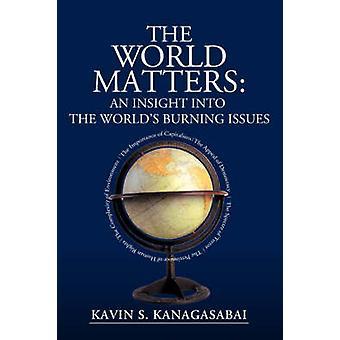 Die Welt MattersAn Einblick in die Welten, die brennenden Fragen von Kanagasabai & Kavin
