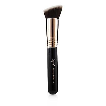 Sigma Beauty F66 Angled Buff Concealer Brush - -
