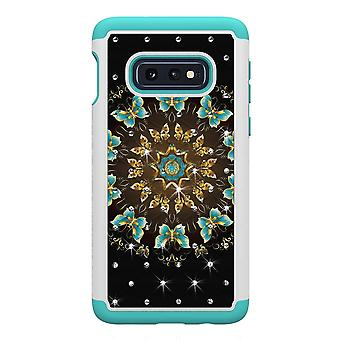 Samsung Galaxy S10e TPU-Skal Armor Extra Tåligt - Pretty Butterflies